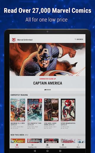 Marvel Unlimited 6.8.0 Screenshots 11