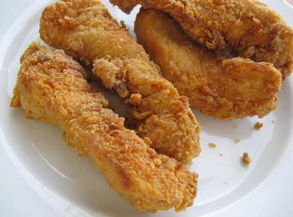 Brandy's Homemade Chicken Strips Recipe