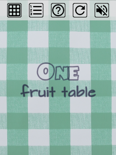 One - fruit table