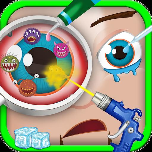 休闲の溶接機目の手術クリニック LOGO-記事Game