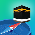 Qibla Finder, Prayer Times, Azan, Tasbeeh Counter icon