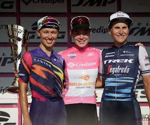 Zeer merkwaardig: Giro Rosa niet langer opgenomen in de Women's WorldTour