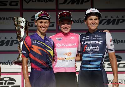 Consternatie troef: Giro Rosa verliest WorldTour-statuut
