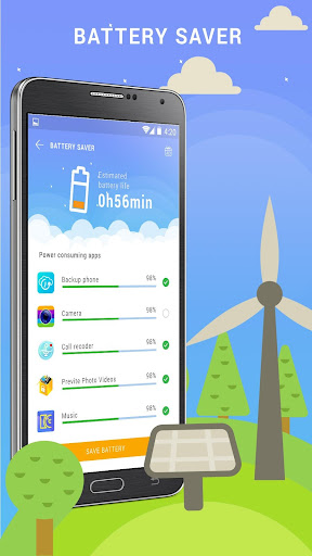 Cleaner - Boost Mobile Pro app for Android screenshot