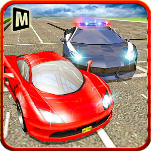 Police Car Chase: Unbeatable for PC and MAC