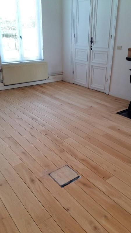 Wat gebeurt er met mijn oude vloer als er een nieuwe wordt gelegd?