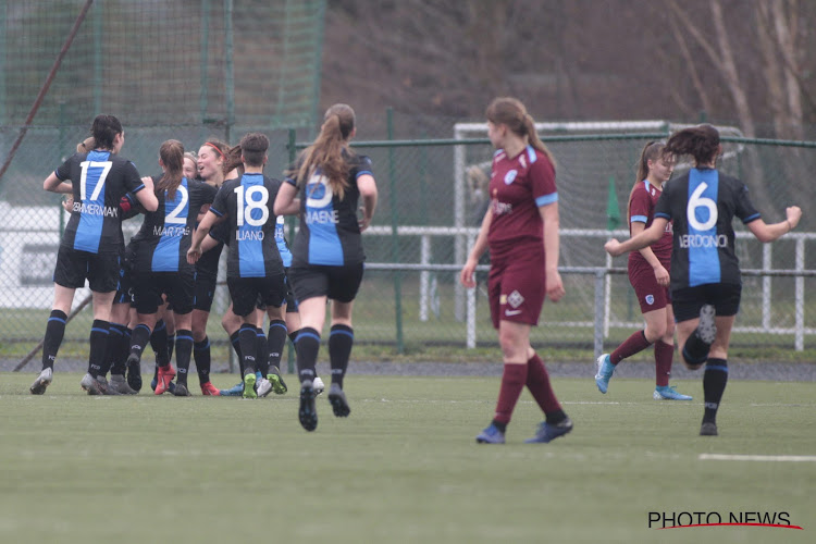 🎥 Ook de vrouwen van Club Brugge kunnen héérlijk omschakelen: wat een doelpunt!