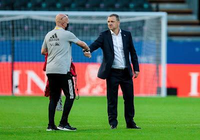 """Serneels wil 6 op 6 in pittig tweeluik: """"Basis leggen met goed spel tegen Kosovo"""""""