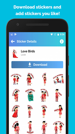 Stickers for WhatsApp - WAStickerApps ss2