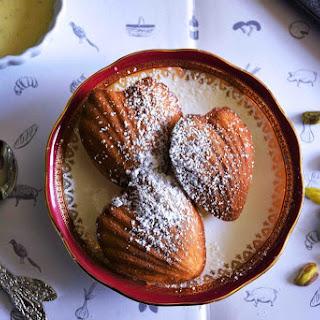 Honey Vanilla Madeleines