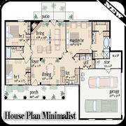 House Plan Minimalist