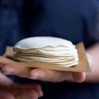 Dumpling Wrappers.