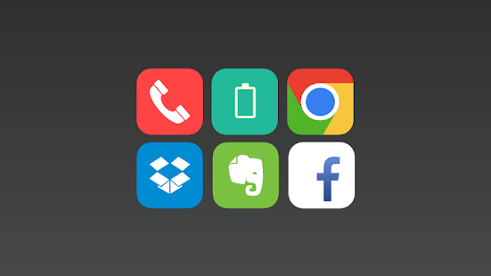 uOS Icon Pack Screenshot