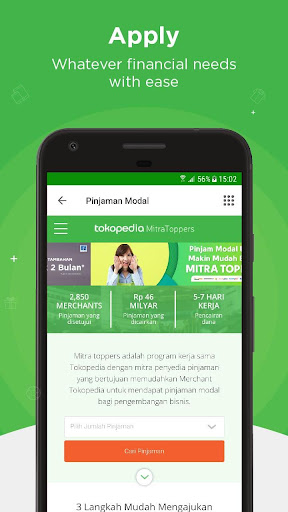 Tokopedia online shopping mobile recharge apk download apkpure tokopedia online shopping mobile recharge screenshot 5 stopboris Images