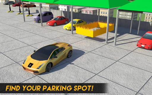 Multi-Storey Car Parking Spot 3D: Auto Paint Plaza filehippodl screenshot 10