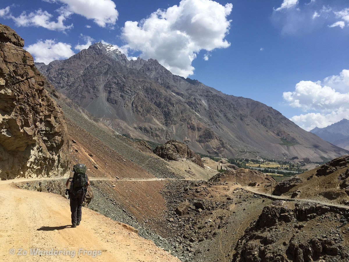 Pakistan Culture of the Kalash Valley Pakistan // Shandur National Park - Hiking towards Gulag Muli