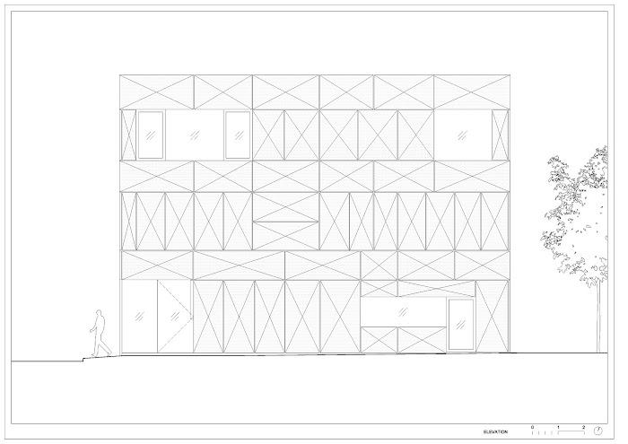 Villa Criss-Cross - OFIS Architects
