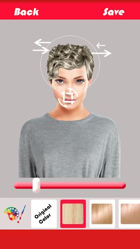 Change Hairstyle Aplikacje W Google Play