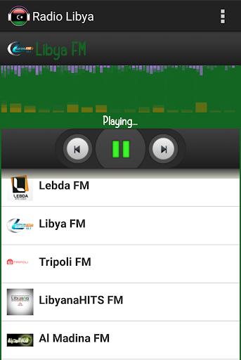 Radio Libye