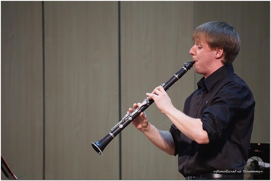 Никита Гурьянов (кларнет)