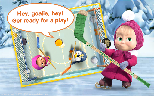 Masha and the Bear Child Games filehippodl screenshot 21