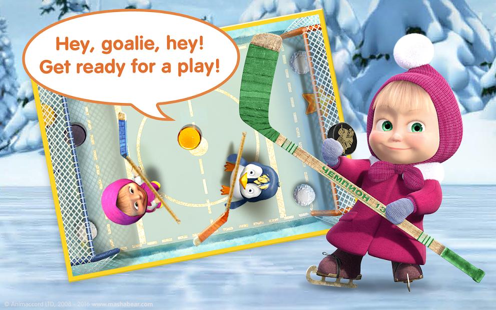 Masha and the Bear Child Games screenshot 20