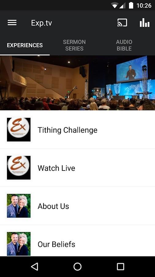 Experience Church.tv- screenshot