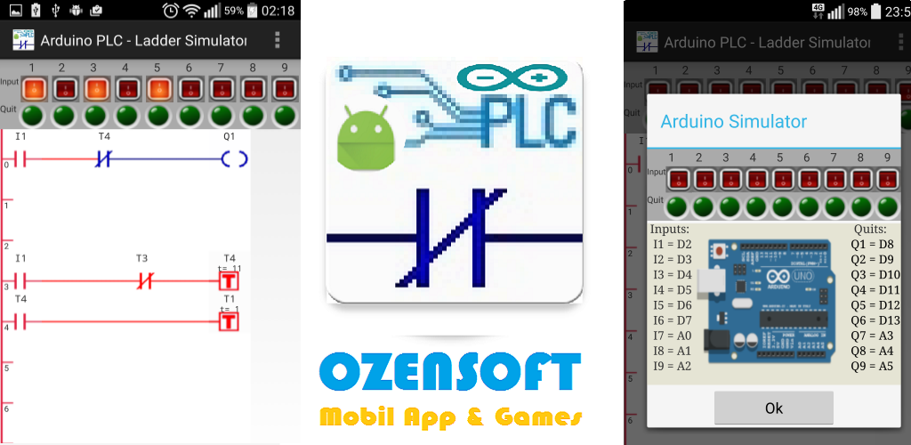Download Arduino PLC - Ladder Simulator APK latest version