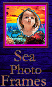 Sea Photo Frames screenshot 0