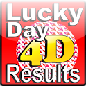Lucky Day 4D Results icon