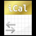 iCal Import/Export CalDAV Pro icon