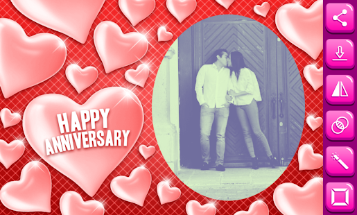 Anniversary Pic Editor Changer - náhled