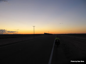 Photo: (Year 3) Day 37 - On the Road So Early - 4am Today