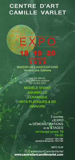 expo ecole camille varlet 2020