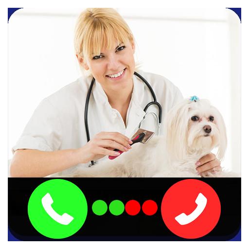 Call Pet Vet - Fake call dog