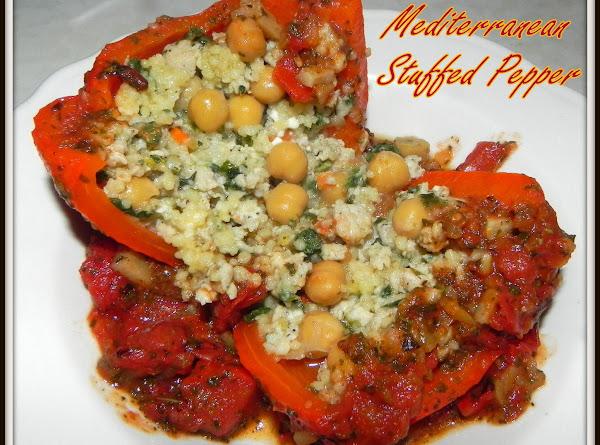 Mediterranean Stuffed Peppers Recipe