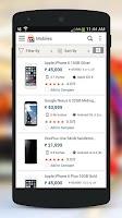 Screenshot of PriceDekho