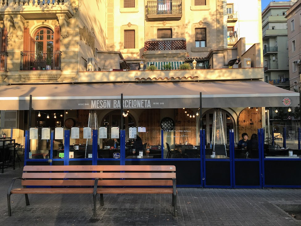 Barcelona, Meson Barceloneta, Gdzie warto zjeść w Barcelonie