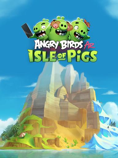 Angry Birds AR: Isle of Pigs 1.1.2.57453 screenshots 12