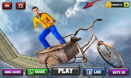 Impossible Wheel Race on Mega Ramp cheat screenshots 1