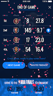 NBA InPlay Screenshot