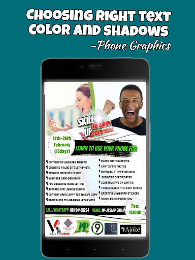 Foto do Pro Graphics Designing with Phone Tutorial