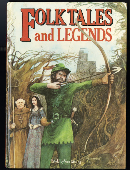 Folk Tales cover