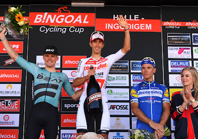 La victoire de Piotr Havik au Grand Prix Stad Zottegem est doublement historique