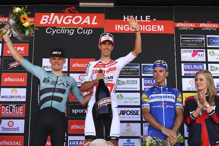 """Dries De Bondt na ritzege in Bessèges: """"Ik hoop dit seizoen enkele keren mijn eigen kans te gaan"""""""
