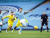 Het zou een kwestie van tijd zijn voor Kevin De Bruyne zijn contract verlengt bij Manchester City