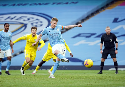🎥 Un Kevin De Bruyne inspiré permet à Manchester City de s'imposer contre Fulham