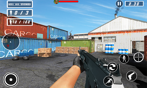 Sniper Counter Attack Game - Shoot 1.0.1 androidappsheaven.com 2