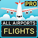 Flight Information Global Pro Icon