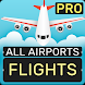 Flight Information Global Pro - Androidアプリ